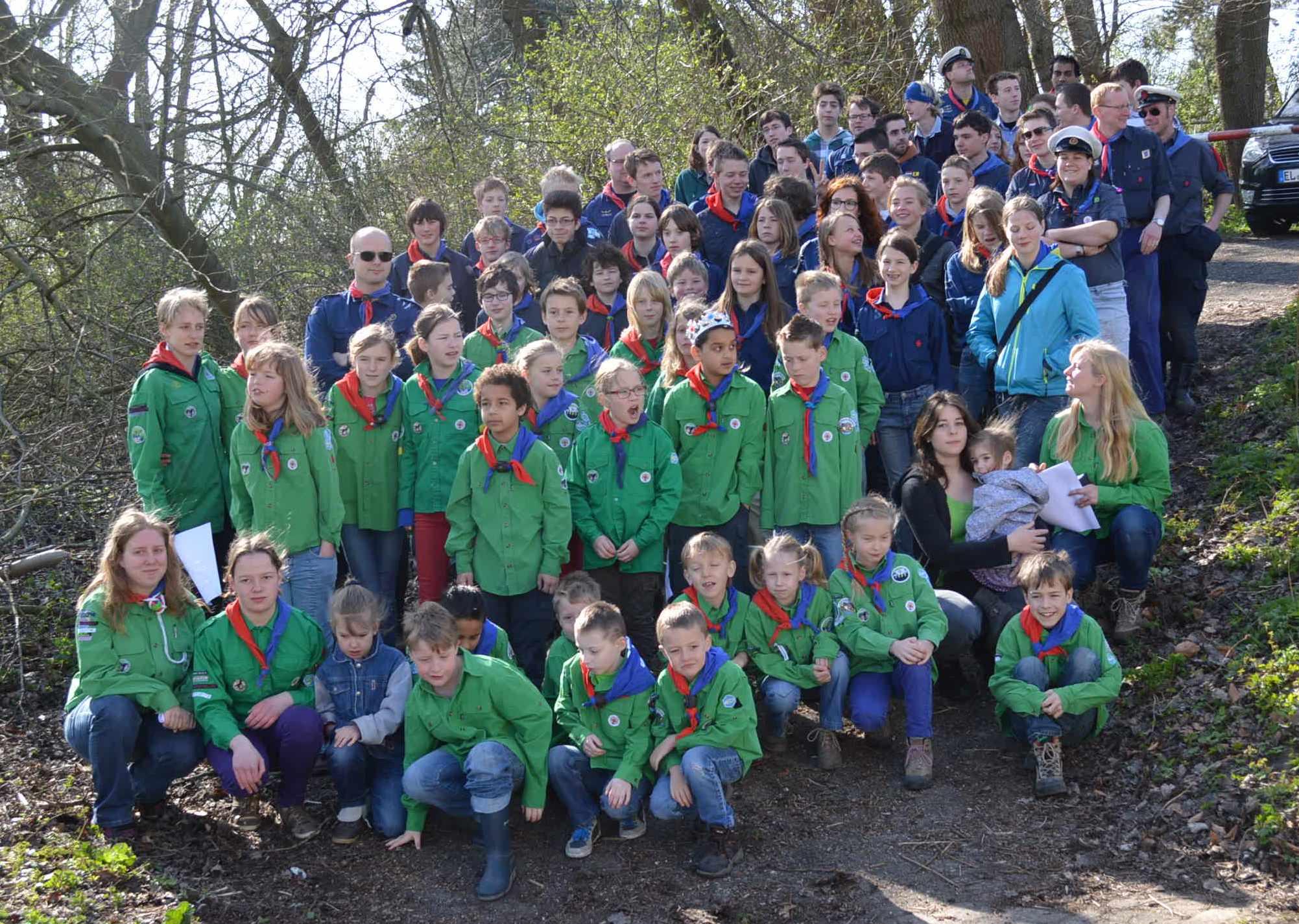 Groepsfoto 2013